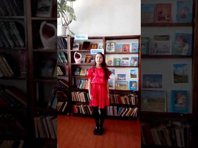 Изображение предпросмотра прочтения – СюзаннаСабирова читает произведение «Красавицы» В.В.Маяковского
