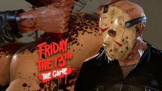 УБИЙСТВО ЛЮБОВНИКОВ | ПЯТНИЦА 13 СЮЖЕТНЫЙ РЕЖИМ | Friday the 13th: The Game