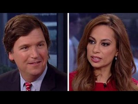 Roginsky, Carlson debate about Trump's proposed wall