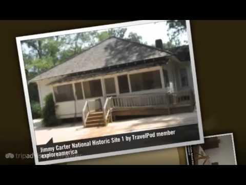 Jimmy Carter National Historic Site - Plains, Georgia, United States
