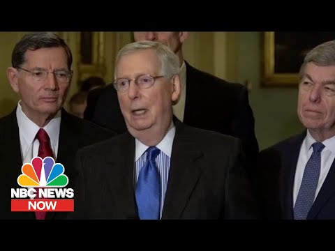 Michael Berry - Mitch McConnell: I Share the Same Position As Obama On Reparations