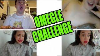 OMEGLE CHALLENGE - Miranda Sings