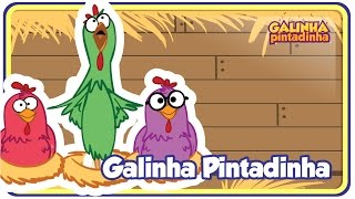 Galinha Pintadinha - videoclip infantil animado thumbnail