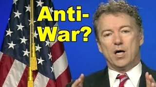Ted Cruz Correct That Rand Paul Is Isolationist?
