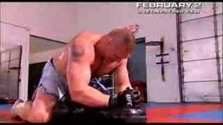 vuclip UFC 81 - Brock Lesnar's UFC Debut