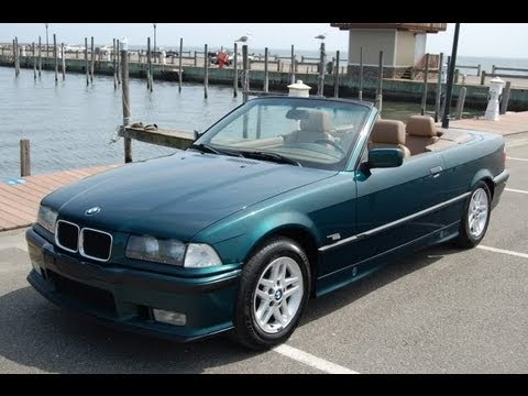 1995 Bmw 325ic Convertible Youtube