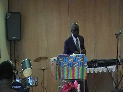 There are blessings in you; release them - Rev Thomas Owusu-Ansah (CGEC, Telford, UK)