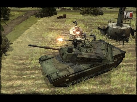 Company of Heroes- Modern Combat Gameplay - YouTube