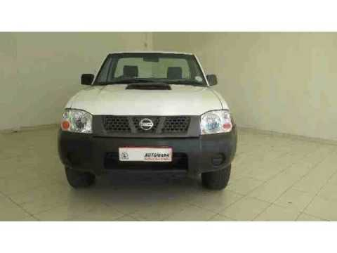 2011 NISSAN NP300 HARDBODY 2.5TDi 4x4 Dsl PU Auto For Sale On Auto Trader South Africa