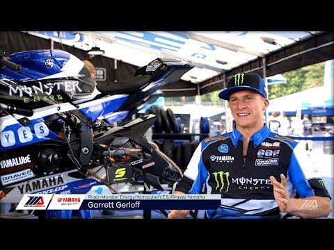 Yamaha's Garrett Gerloff: 2017 MotoAmerica Supersport Champion