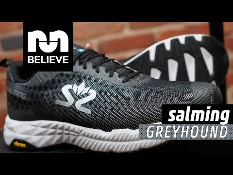 Salming Greyhound Video Performance Review » Believe in the Run