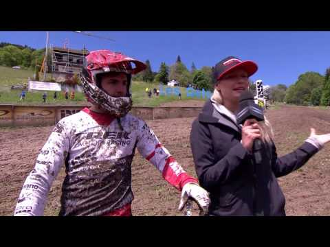 2016 Crankworx Les Gets Broadcast - Crankworx Les Gets Downhill presented by iXS