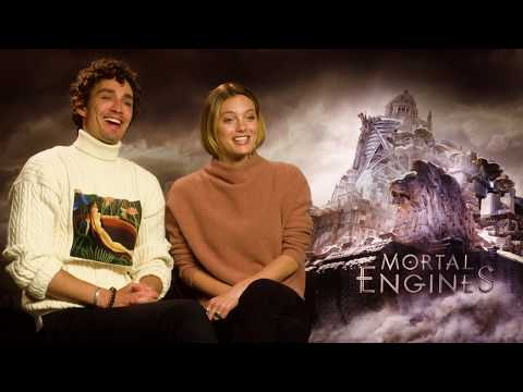 Robert Sheehan on LGBTQ rights and portrayal of gender and sexuality in Mortal Engines