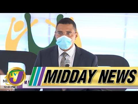 Andrew Holness Blast Critics Over Handling of Crime   Economic Decline in Jamaica - July 15 2021