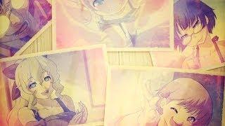 Katawa Shoujo Artwork Happy Memories Timelapse