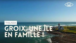 Groix, une île en famille !