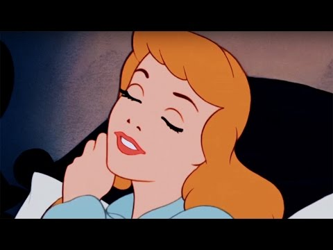 Cinderella | A Dream Is A Wish Your Heart Makes | Lyric Video | Disney Sing Along