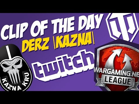 Uncontrolled maneuver | derz [KAZNA KRU] | World of Tanks