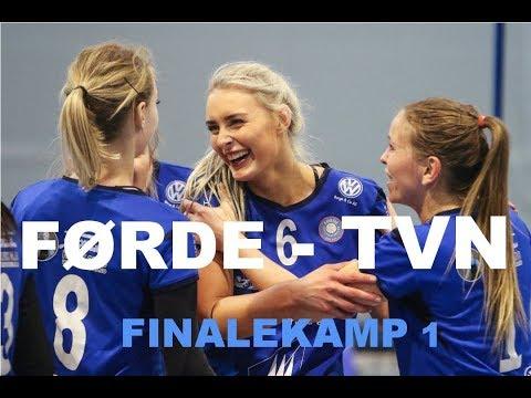 (D) ToppVolley - Førde | Sluttspelfinale! (1/2)