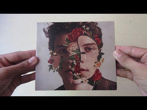 Shawn Mendes - Shawn Mendes ( Album Deluxe Edition ) - Unboxing CD En Español