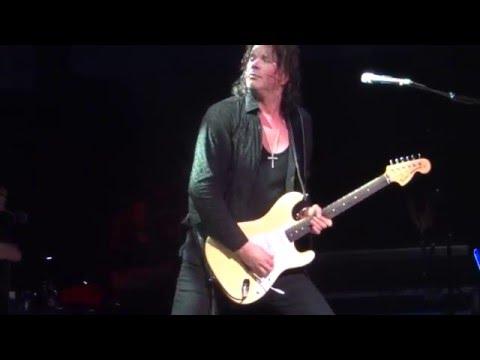 Europe - Vasastan (John Norum Solo) in Houston Texas 1/31/2016
