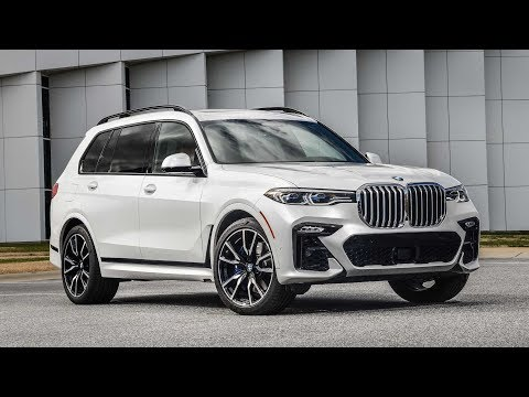 The best of the BMW X7 2019 Best in the World Luxury
