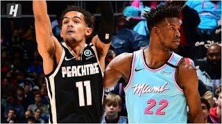 Miami Heat vs Atlanta Hawks - Full Game Highlights   February 20, 2020   2019-20 NBA Season