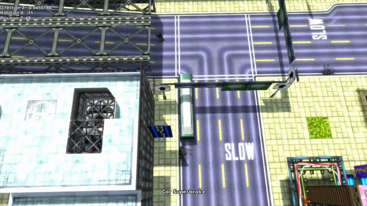 Original GTA Map Imported into GTAIV (Found on YouTube) - Rockstar Games