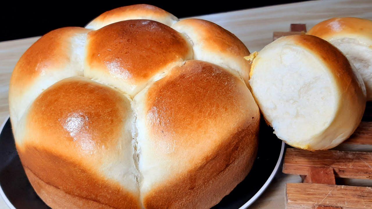 Pan de leche en licuadora