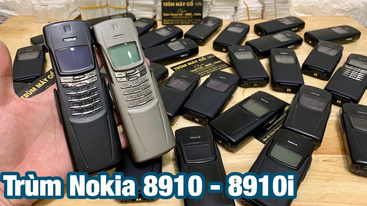 Dây nguồn – pin – Máy Nokia 8910 tại tphcm