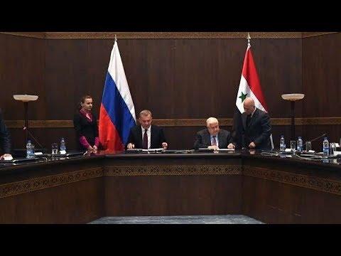 بالأرقام.. هذه هي الموارد الاقتصادية السورية الهامة التي هيمنت عليها إيران وروسيا - هنا سوريا  - 21:53-2019 / 2 / 11
