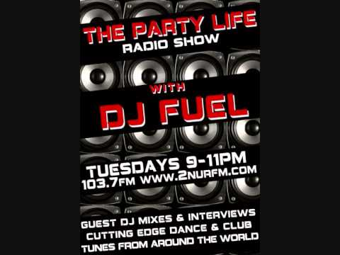 The Party Life Radio Show Episode 108  29 10 2013