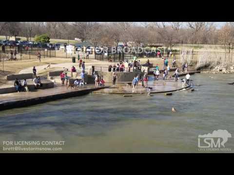 02-11-17 Dallas,TX - Warm Weather at White Rock Lake