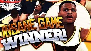NBA 2K18 Pittsburgh Predators MyLeague Ep. 8 - INSANE GAME WINNER!!!