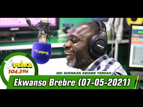 Ekwanso Brebre with Odi Ahenkan Kwame Yeboah (07/05/2021)