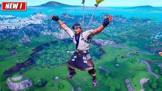 NEW Emote In The SKY Glitch | Fortnite Balloon Glitch Season 8