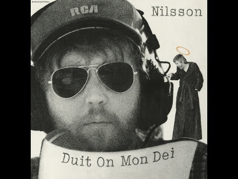 Harry Nilsson - Duit On Mon Dei God's Greatest Hits (Japanese issue/1975)
