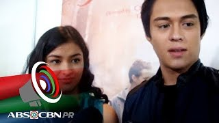 Is Liza Enrique's personal choice for