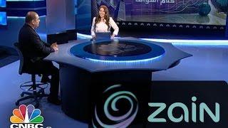 """الرئيس التنفيذي لـ""""زين الأردن"""" لـ CNBCعربية: ارتفاع ارباح الشركة 8% خلال الربع الثالث"""