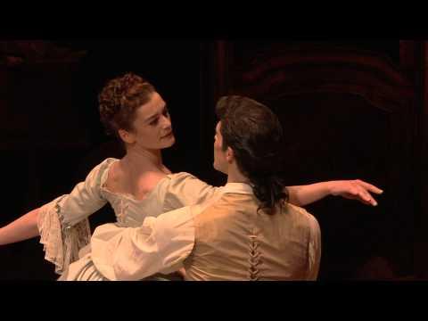 Manon pas de deux - Aurélie Dupont & Roberto Bolle