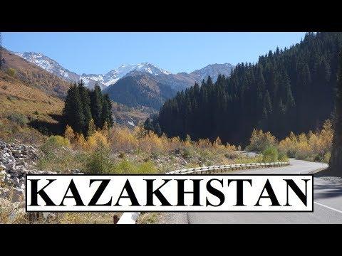 Kazakhstan/Almaty (Beautiful Trans-Ili Alatau Mountains) Par