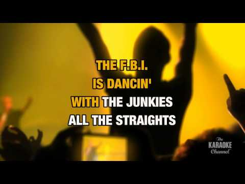Freakin' At The Freaker's Ball in the style of Dr. Hook | Karaoke with Lyrics