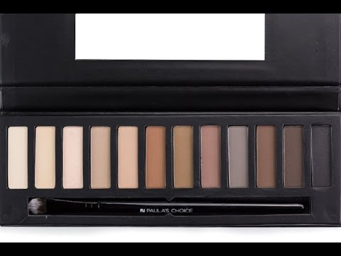 The nude mattes eyeshadow palette photos 8