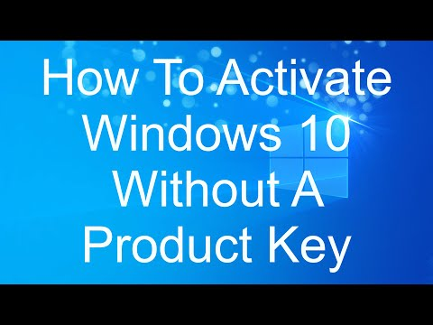 How to Activate Windows 10 Any Version for free from YouTube · High Definition · Duration:  3 minutes 5 seconds  · 1,000+ views · uploaded on 8/28/2017 · uploaded by Audience videos