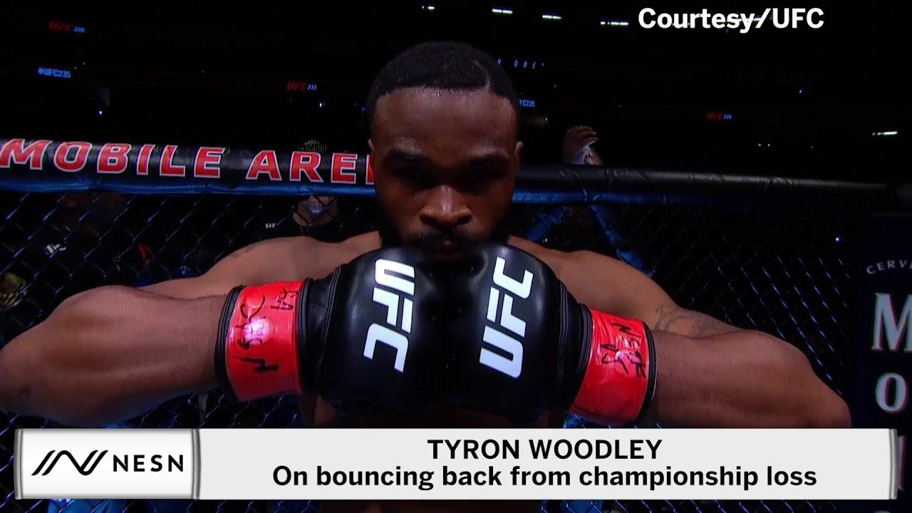 Tyron Woodley On Battling Depression After Kamaru Usman Loss