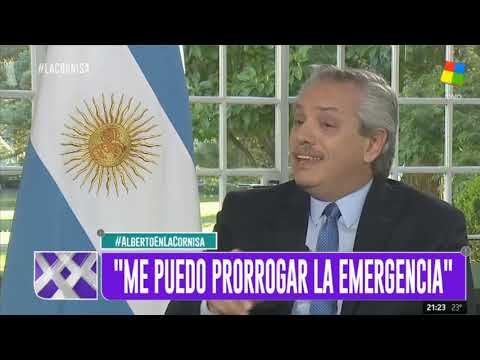 Alberto Fernández dejó a la vista la doble vara de Majul