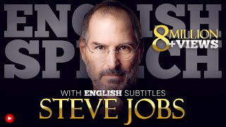 ENGLISH SPEECH | STEVE JOBS: Stanford Commencement (English Subtitles) thumbnail