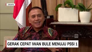 Gerak Cepat Iwan Bule Menuju PSSI 1