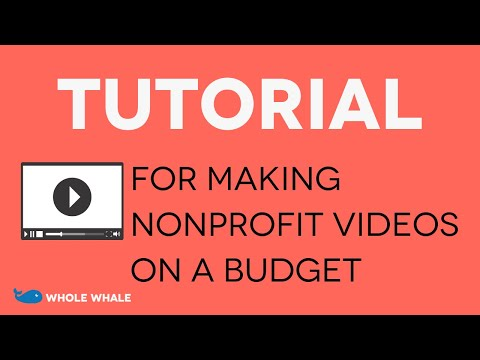 How to make a great nonprofit video for Youtube