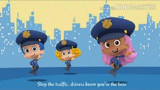 Bubble Guppies - Call The Police (Lyrics)